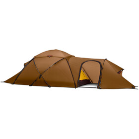 Hilleberg Saitaris Tenda marrone